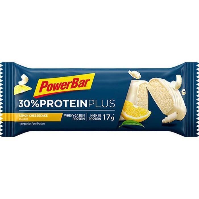 Powerbar 30% Protein plus lemon cheesecake (55g)