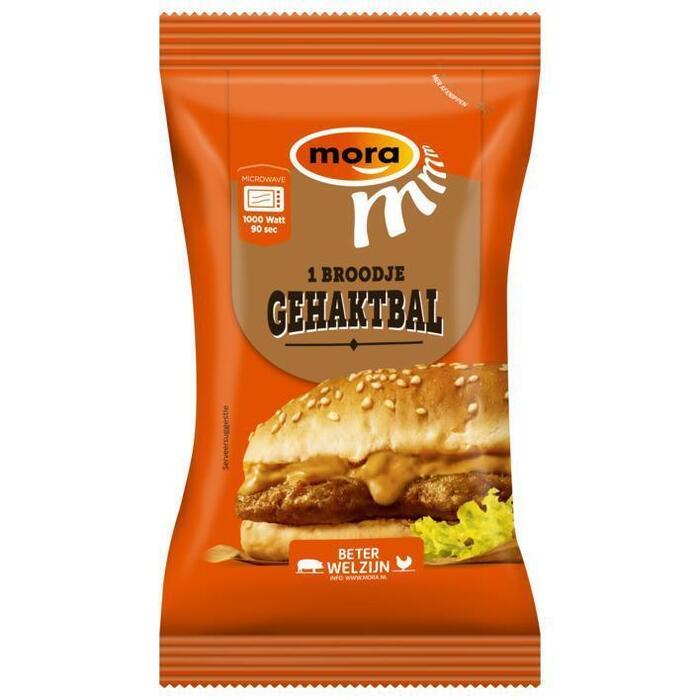 Broodje gehaktbal (140g)