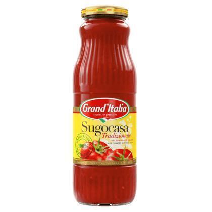 Grand'Italia Sugocasa Tradizionale 690 g (Stuk, 690g)