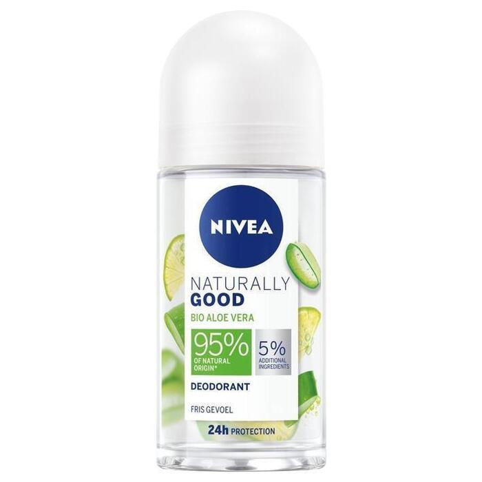 Nivea Naturally good aloe vera (50ml)