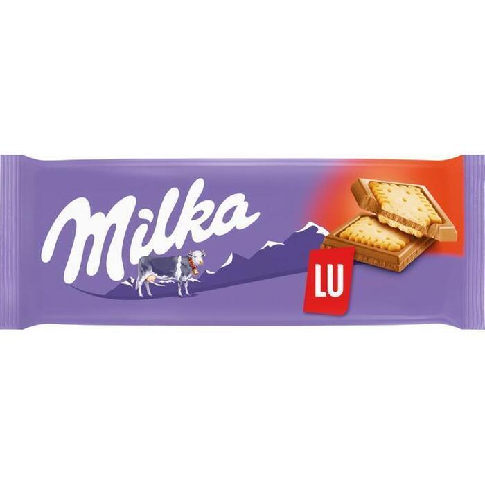 Milka Lu (tablt, 87g)
