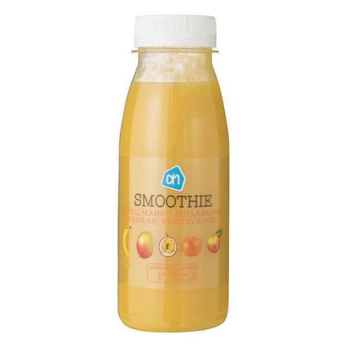 AH Smoothie mango-passievrucht (250ml)