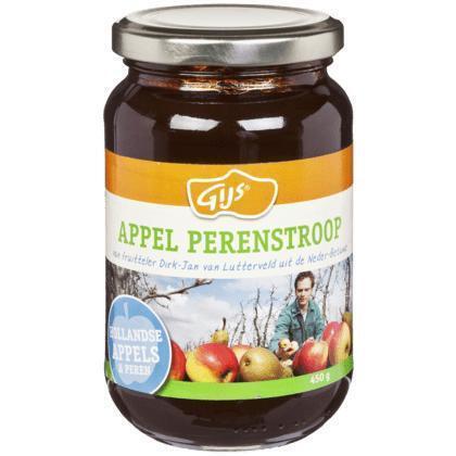 Appel Perenstroop (glas, 450g)