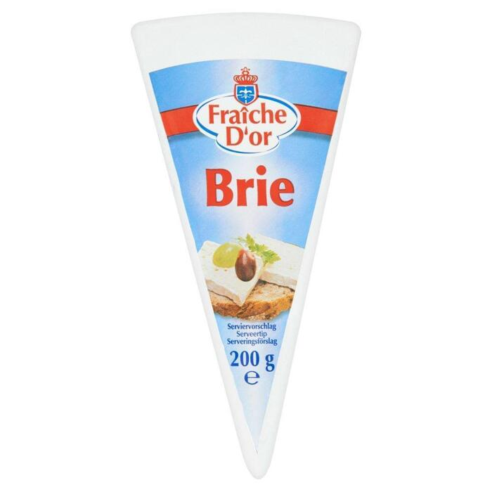 Brie 60% (Stuk, 200g)