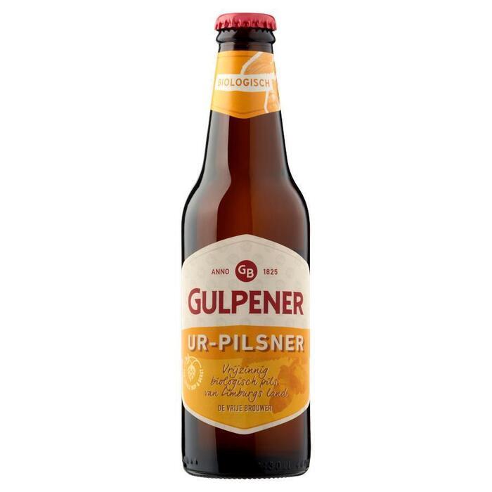 Gulpener Biologisch Ur-Pilsener (rol, 30cl)