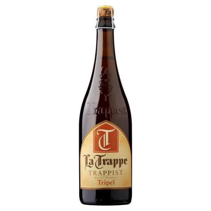 La Trappe Tripel trappist fles speciaal bier (rol, 75 × 0.75L)