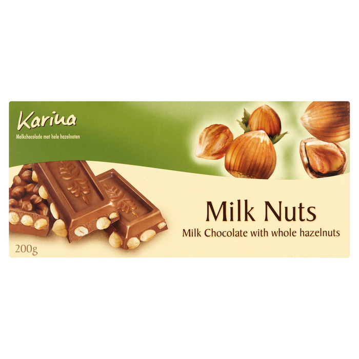 Milk Nuts (Stuk, 200g)