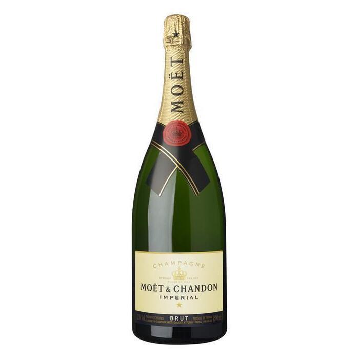Moët & Chandon Champagne 1500 ML fles (rol, 150 × 1.5L)