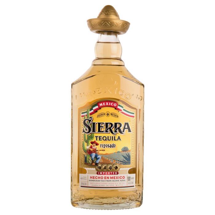 Sierra Tequila Reposado 70cl (rol, 0.7L)