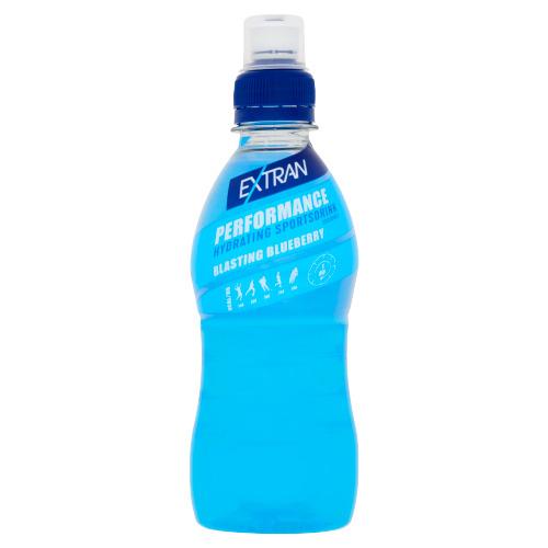 Extran Performance Blueberry 0,33 L (33cl)