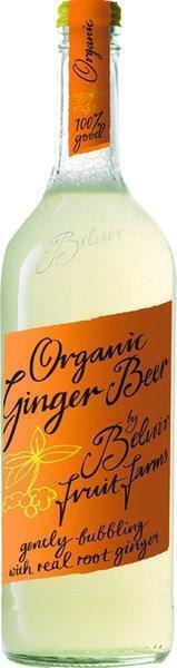 Belvoir Ginger Beer Bio (glas, 0.75L)