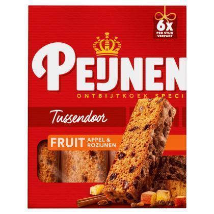 Peijnenburg tussendoor (doos, 206g)