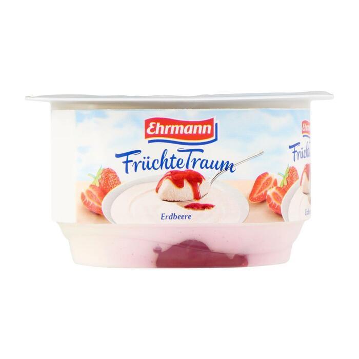 Früchte Traum aardbei (115g)