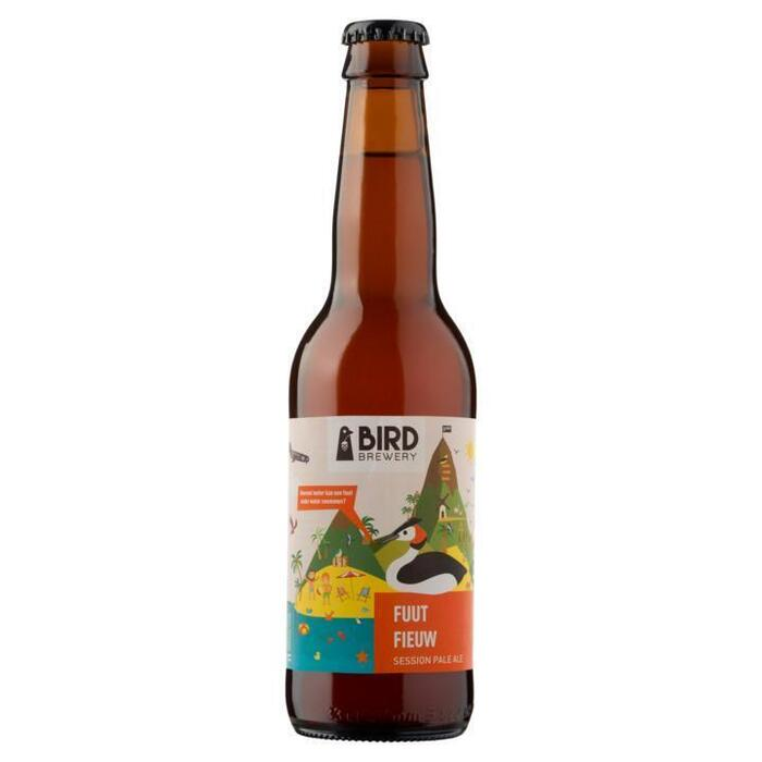 Bird Brewery Fuut Fieuw Session Pale Ale Fles 33cl (rol, 33 × 33cl)