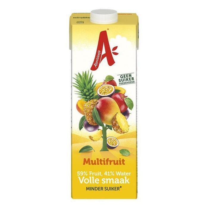 Appelsientje Multifruit Minder Fruitsuiker 1 L (Stuk, 1L)