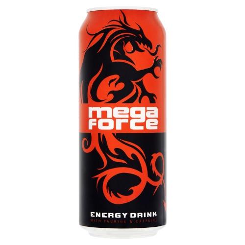 Energy Drink (rol, 33 × 0.5L)