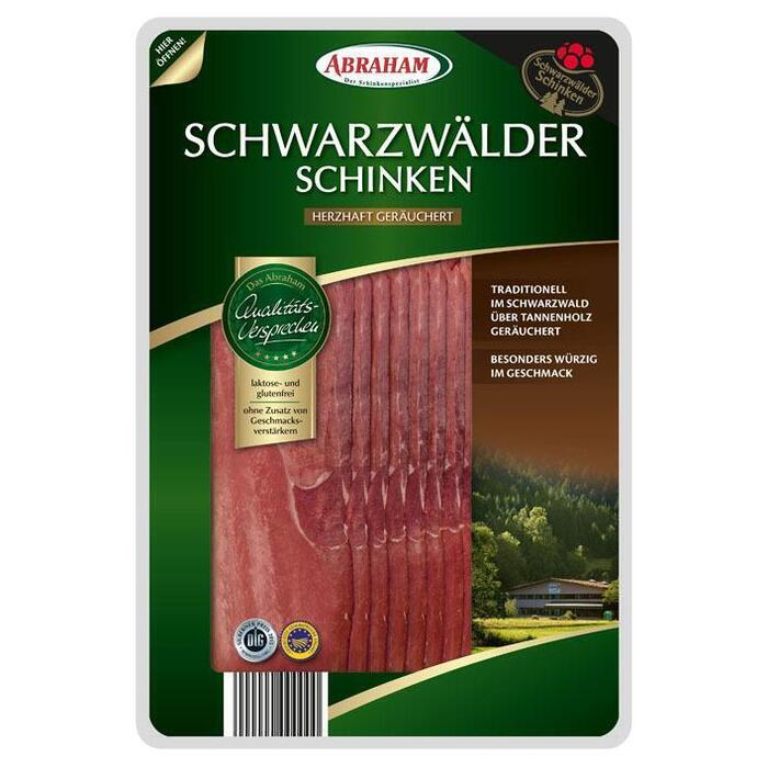 Abraham Schwarzwalder schinken (200g)