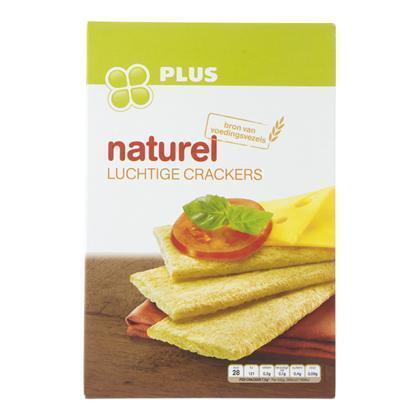 Luchtige Crackers (250g)
