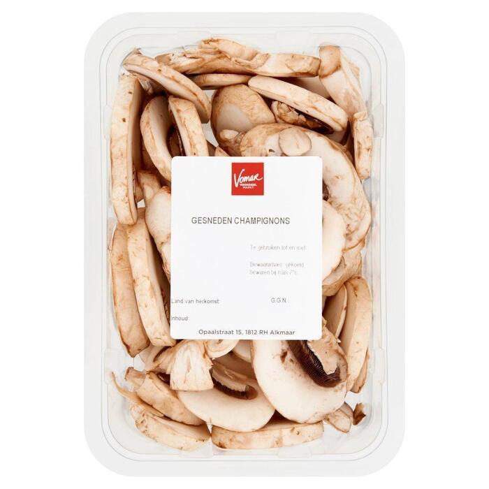 Vomar Gesneden Champignons 250 g (250g)