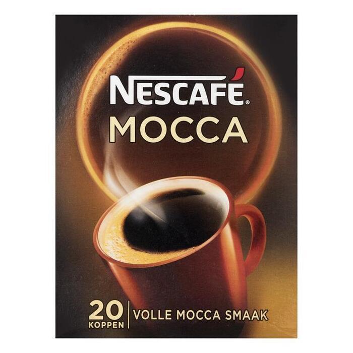 Mocca (20 zakjes) (Stuk, 20 × 3.5g)