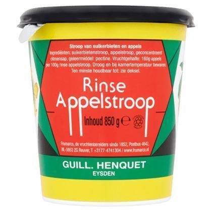 Rinse appelstroop (850g)