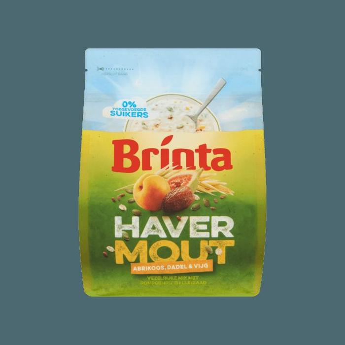 Brinta Havermout Abrikoos, Dadel & Vijg 325 g (325g)