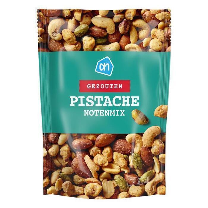 AH Gezouten notenmix pistache (200g)