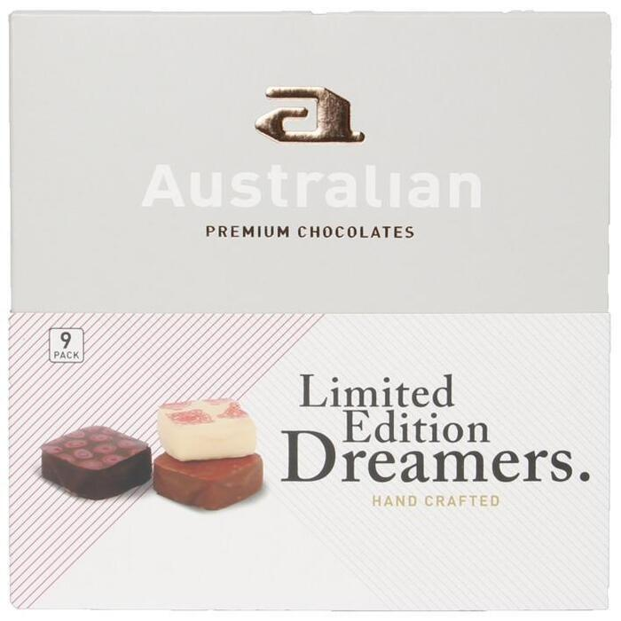 Australian 9-Pack limited edition dreamers (9 × 162g)