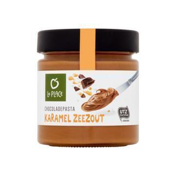La Place Chocoladepasta Karamel Zeezout 200 g (200g)