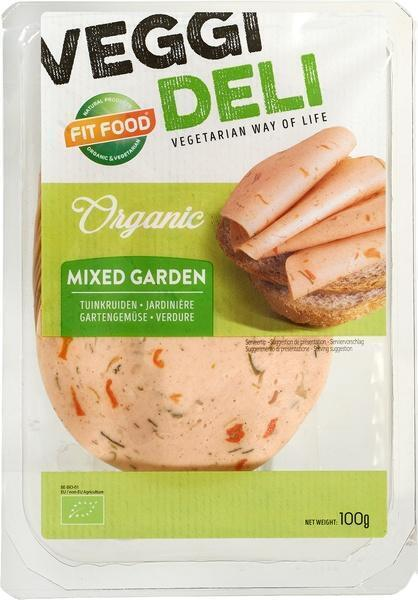 Vegetarian tuingroenten vegetarisch broodbeleg (100g)