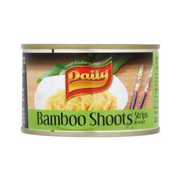 Bamboo Shoots in water (blik, 227g)