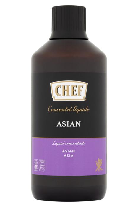 CHEF Liquide Concentrate Asian 980 ml (0.98L)