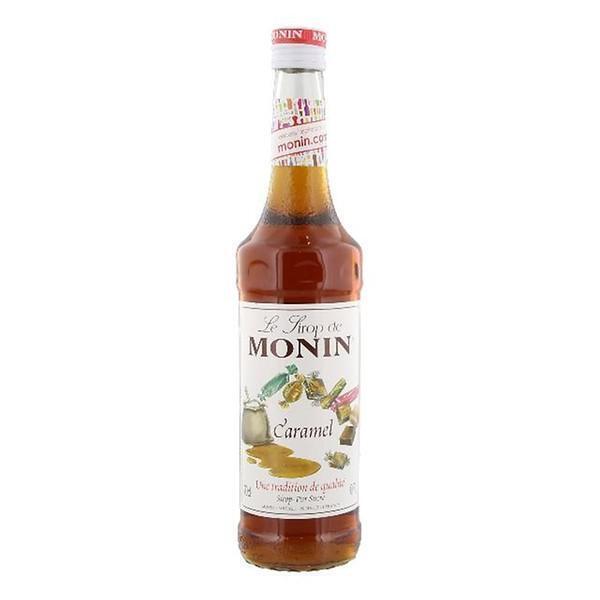 MONIN SIROOP CARAMEL (fles, 0.7L)
