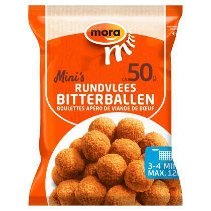 Bitterballen 50 (Stuk, 50 × 1g)