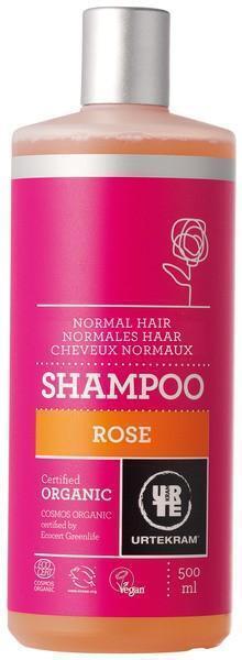 Rozenshampoo (normaal haar) (0.5L)
