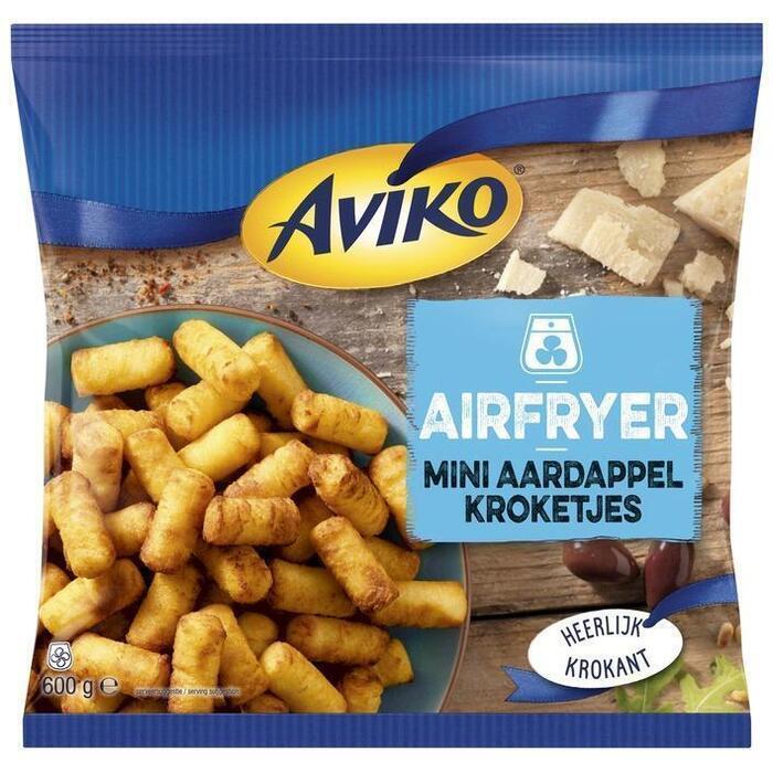 Airfryer mini aardappel kroketjes (Stuk, 600g)