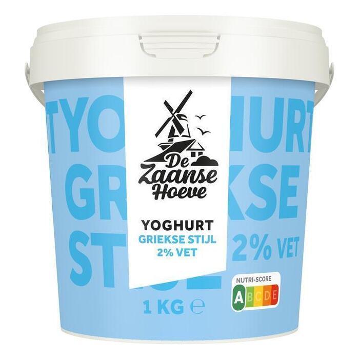 Yoghurt Griekse Stijl (Bak, 1kg)