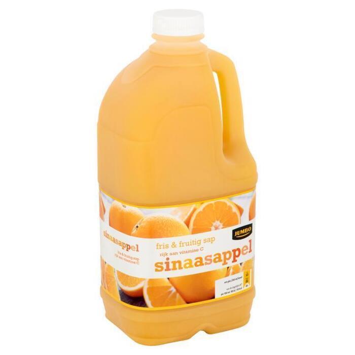 Sinaasappelsap (Stuk, 2L)