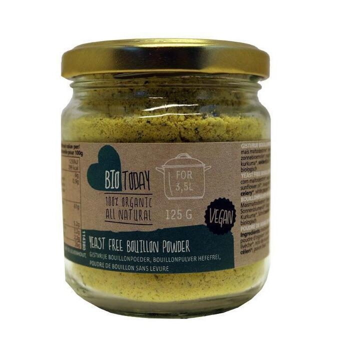 Bio Today Vegetable stock powder without yeast (125g)