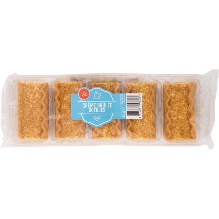 Crème brûlée koekjes (175g)