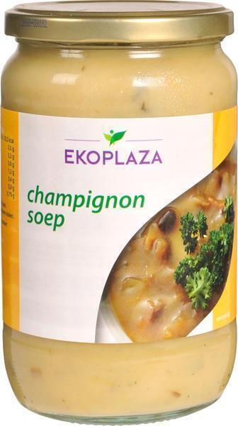 Champignonsoep (pot, 0.72L)