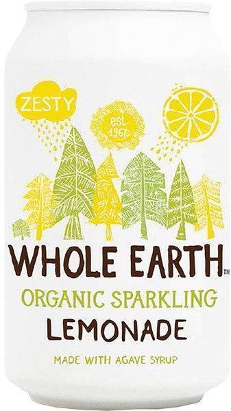 Whole Earth Lemonade (blik, 33cl)