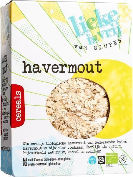 Havermout (doos, 450g)