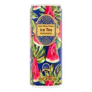 Real Tropical Aloe Vera Ice Tea Watermeloen 330ml (33cl)