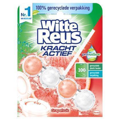 Witte Reus Pro nature grapefruit (blister, 50g)