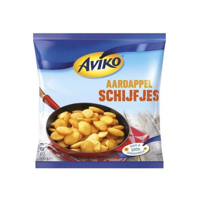 Aardappelschijfjes (Stuk, 600g)