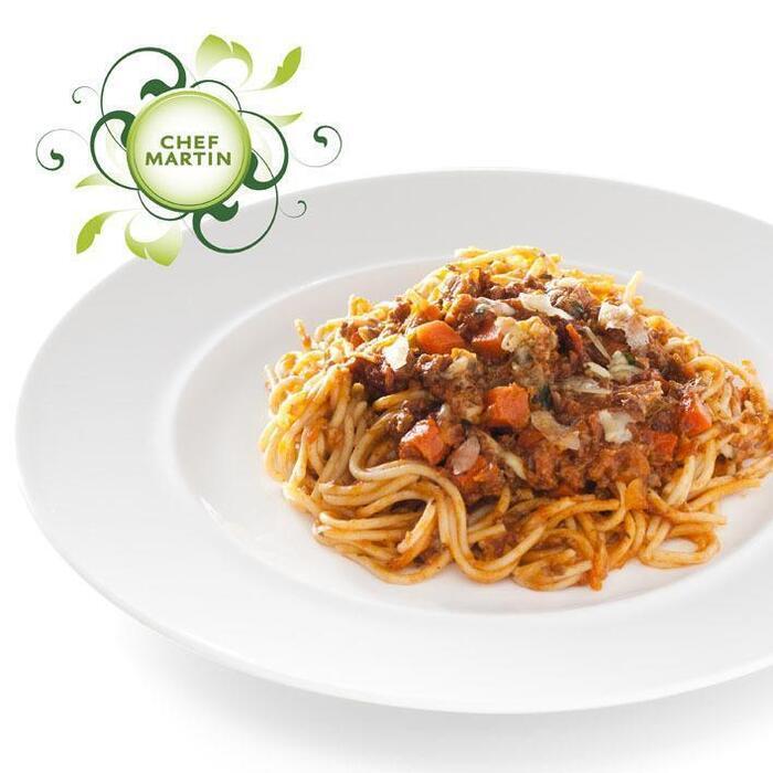 Chef Martin Spaghetti bolognese (545g)