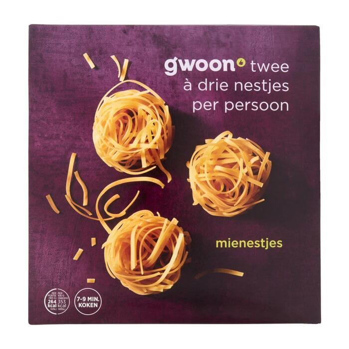 g'woon Mie nestjes (500g)