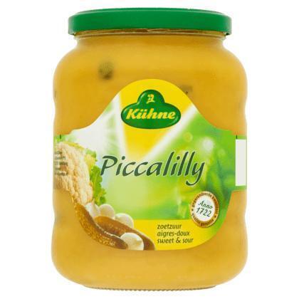 Kühne, Piccalilly (pot, 0.72L)