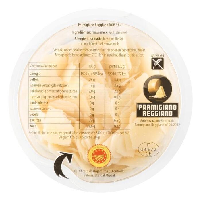 AH Parmigiano Reggiano flakes (90g)